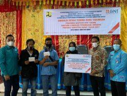 Bantuan Bedah 200 Rumah Gagasan Andre Rosiade Diserahkan