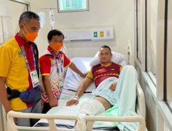 Tingkat Cedera Atlet Sumbar di PON XX Papua Lebih Tinggi Sebelumnya