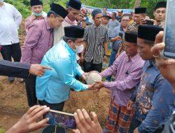 Padang Pariaman Bangun Cagar Budaya Kuburan Sibohong
