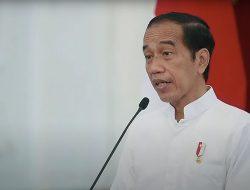 Jokowi Ingatkan Daerah untuk Manfaatkan Pertumbuhan Ekspor